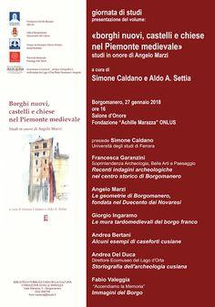 Italia Medievale: Borghi nuovi, castelli e chiese nel Piemonte Medie...