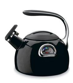Cuisinart PerfecTemp Kettle Black