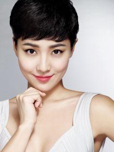 APink Bomi KPop Hairstyles For Girls Pinterest Kpop Kpop - Curly short hair kpop
