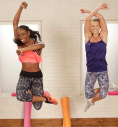 30-Minute Body-Sculpting Dance