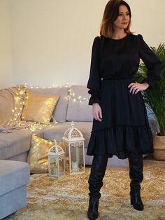 Goth, Victorian, Dresses, Fashion, Gothic, Vestidos, Moda, Fashion Styles, Goth Subculture