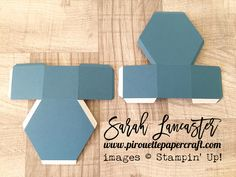 some tips on how to put your Window Shopping box together   new catalogues sneak peeks - Stampin Up! Sarah Lancaster