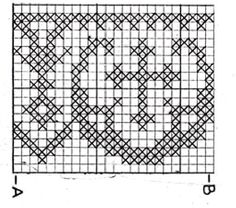 #cross stitch#beading#design -- VINTAGE