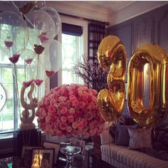 The Golden Years. I would so love to wake up to this on my birthday. ❤