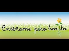 ENSÉÑAME PERO BONITO_DOCUMENTAL  (múltiples subtítulos _ genial =