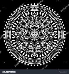 Stencils Mandala, Mandala Doodle, Mandala Art Lesson, Mandala Artwork, Mandala Dots, Mandala Drawing, Mandala Painting, Mandala Pattern, Flower Mandala