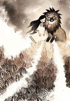Pauliina Hannuniemi artwork. Commissions 2012 on Behance
