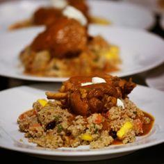 Chicken Stew (Doro Wett)
