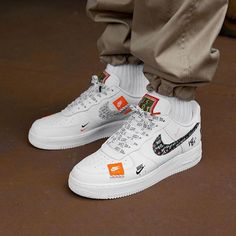 new arrival 00bcc e82b2  trappedsneakers OTF look at the  Nike Air Force 1 Low Premium