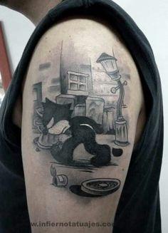 Infi. tatoocat