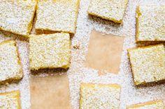 knockout lemon bar recipe.