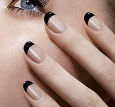 modern french manicure 2014 | Tendenze manicure 2014