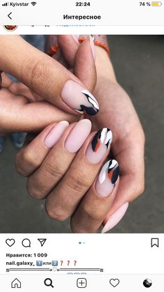 Semi-permanent varnish, false nails, patches: which manicure to choose? - My Nails Fancy Nails, Pretty Nails, Hair And Nails, My Nails, Minimalist Nails, Nail Games, Nail Decorations, Nude Nails, Acrylic Nails