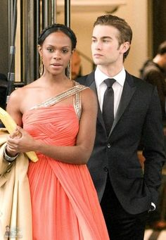 gorgeous dress... the guy isn't too bad either ;)