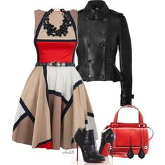 """Style the Dress"" by christa72 on Polyvore"