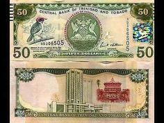 Trinidad and Tobago, 50 dollars, 2006 (2012), P-NEW, UNC > Commemorative.