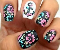 i love the anchor and the nails