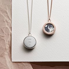 Are you interested in our Personalised Mixed Birthstone Locket? With our Gemstone necklace you need look no further.