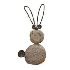 metal & stone animals for the garden - Google Search