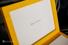 Young Book by DreamArt Photography @graphistudio #DreamArtPhotography #GraphiStudio #DestinationWedding #GrupoVidanta #YoungBook #LuxuryBook #MadeInItaly #Maple #Leatherette #Wedding #MexicoWedding #WeddingPhotography #WeddingBook #SunnyYellow