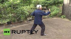 China: Meet Zhang Hexian, the 93-year-old Kung Fu Grandma