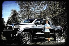 Image detail for -... bad @ss Truck? | Boy Senior Pictures Outside at Studio B in Issaquah