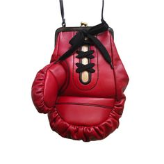 1stdibs | 2001 Moschino Vintage Boxing Ball Purse I almost bought this in Venice when it first came out.