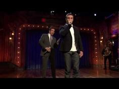 To see a listing of all the songs and watch PARTS 1 & 2 visit http://talkshowmusicfan.com/2011/10/29/video/jimmy-fallon/justin-timberlake-jimmy-fallon-history-of-rap-part-3/    Visit http://www.TalkShowMusicFan.com for reviews and more great videos!!