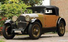 1927 Avions Voisin C11 Cabriolet