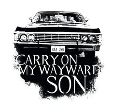 Carry on Supernatural