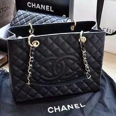 49dddb36be0 bolsa chanel shopper couro original sedex gratis todo brasil Roupa Chanel