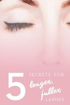 Eyelash Must-Do's: Infinite Lash Enhance Serum reveals 5 secrets for longer, fuller lashes. LEARN MORE at http://infinitelash.com/blog/eyelash-must-dos/  #EyeCare #EyelashCare #MakeupTips