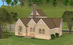 Mod The Sims - -Renovate Pleasantview- Woodland Way
