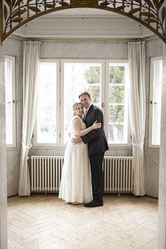 Winter Hochzeit Fotograf