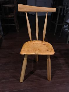 Children's Welsh Stick Chair http://ift.tt/2nEfv0L