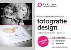 Flyer | wedding photography & design