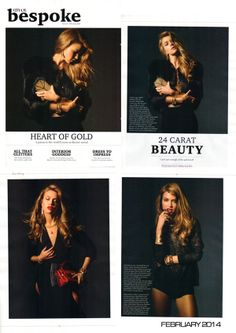 KOKKU on main jewellery feature in CityAM Bespoke February 2014  www.kokku.co.uk