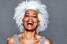 5 Tips to Care for and Maintain Beautiful Gray Hair - TGIN Silver Grey Hair, White Hair, Black Hair, Love Your Hair, Great Hair, Grey Hair Journey, Curly Hair Styles, Natural Hair Styles, Musical Hair