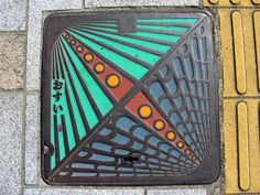 All photos courtesy S. Morita The Beauty of Japan's Artistic Manhole Covers         Japan is a country full of amazing art. Some of it is housed within museums and galleries while others are right underneath our feet. I'm talking, of course, about Japan's peculiar obsession with manhole covers. Just about anywhere in the countr