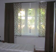 Ideen Schlafzimmer Vorhänge Türkis Beige Fensterrollos ... Schlafzimmer Trkis Beige