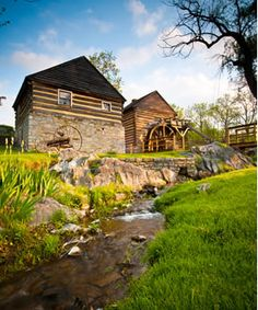 Alpine Hideaway, Steeles Tavern Manor in the Blue Ridge Mountains of Virginia