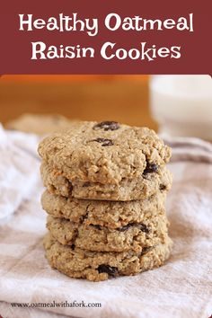 Delicious lower sugar treats made with a combination of oat and buckwheat flours. Vegan, nut-free. Healthy Treats, Healthy Food, Healthy Recipes, Top Food Allergies, Oatmeal Raisin Cookies, Gluten Free Cookies, Buckwheat, Dairy Free Recipes, Sweet Life