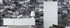 LONDON - fog Wall Mural | Buy at EuroPosters