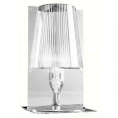 Lampada Kartell Take cristallo trasparente