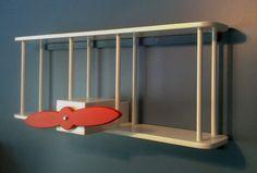 Build a Bi-Plane Bookshelf — Remove and Replace