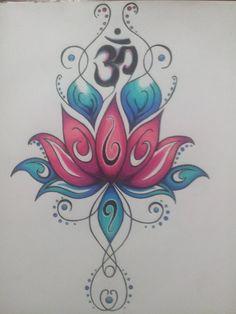 Namaste Artwork   Namaste Tattoo Design by Ink-side