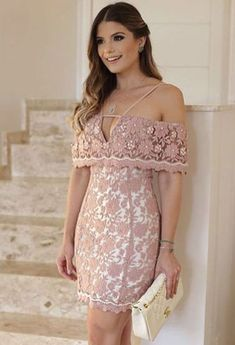 Material: Polyester Silhouette: Bodycon Dress Length: Above Knee Sleeve Length: Short Sleeve Combination Type: Single. Stylish Dresses, Elegant Dresses, Stylish Outfits, Sexy Dresses, Cute Dresses, Beautiful Dresses, Short Dresses, Prom Dresses, Formal Dresses