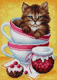 Cross Stitch Cushion, Cross Stitch Owl, Cross Stitch Fruit, Butterfly Cross Stitch, Cross Stitch Kitchen, Cross Stitch Animals, Cross Stitch Charts, Cross Stitching, Cross Stitch Embroidery