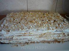 Śmietanowiec Hungarian Cake, Banana Bread, Polish, Vitreous Enamel, Nail, Nail Polish, Nail Polish Colors