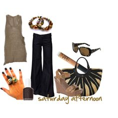 """""""saturday afternoon"""" by cb102 on Polyvore"""